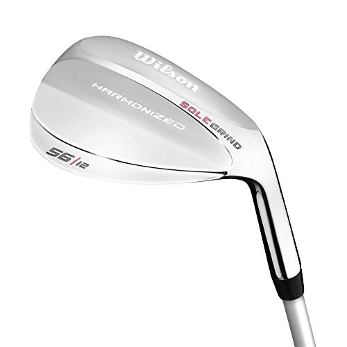 Wilson Sporting Goods Damen Hope Harmonized Golf Sandkeil Rechts Hand Stahl Keil 56 Grad