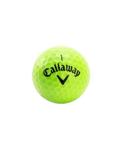 Callaway Golfball Soft Flight 18-Pack, Green, One Size, CA1000011