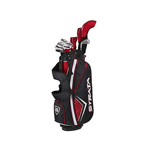 Strata Plus 14-teiliges Golfpaket-Komplettset