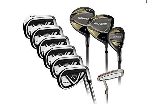 Callaway Piece Golf Set-Right Handed Edge Golfset für Rechtshänder, 10-teilig, 10525 cm