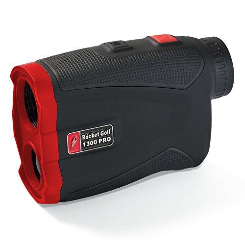 Golflaser.de - Golf Laser Entfernungsmesser Birdie 1300 Pro Slope Black - FlagFinder - 1300m...