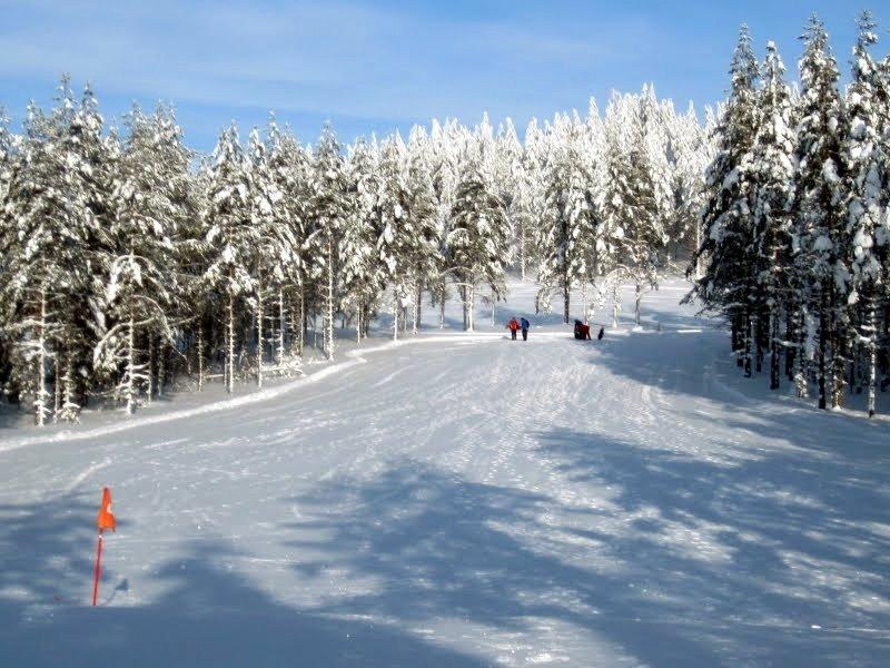 Snowgolf als Variante des Crossgolf