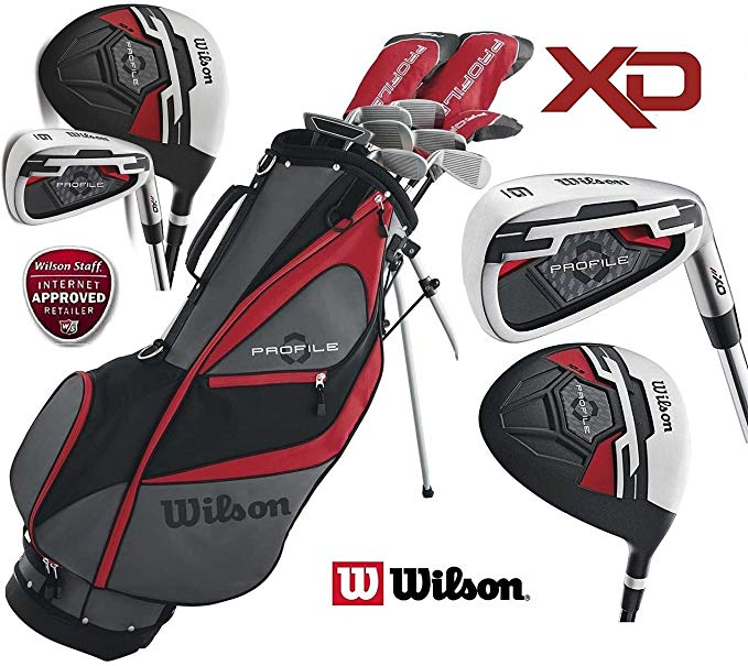 Wilson Profile XD Golfset, Herren