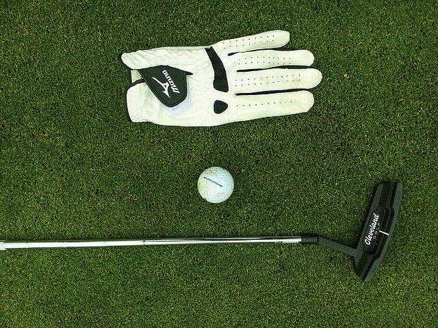 Golfausrüstung