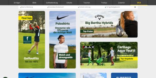 Unsere Erfahrung mit dem Online-Shop all4golf.de